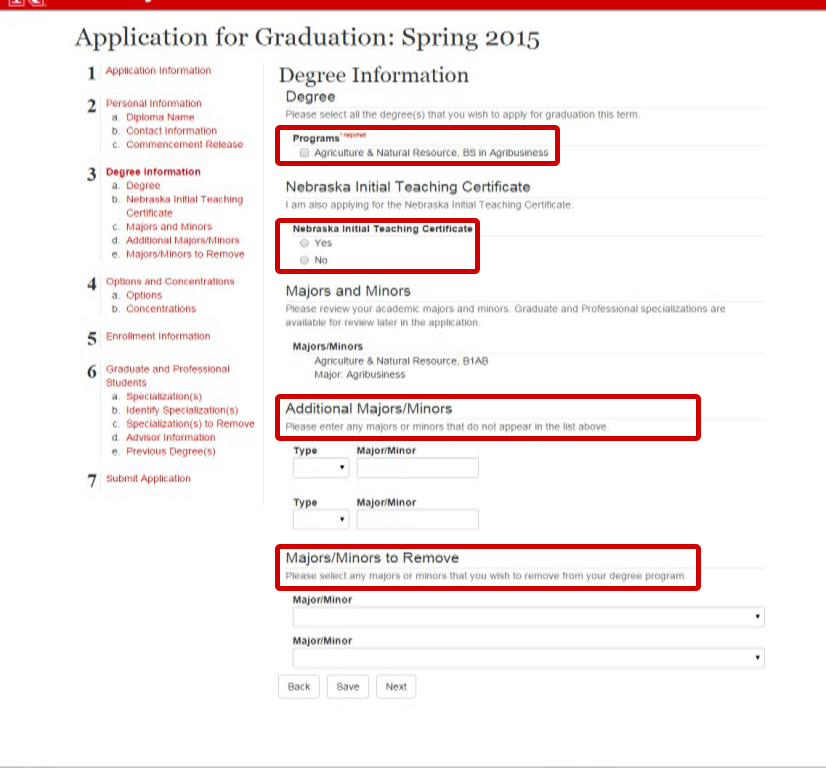 Online Graduation Application | Office of the University Registrar