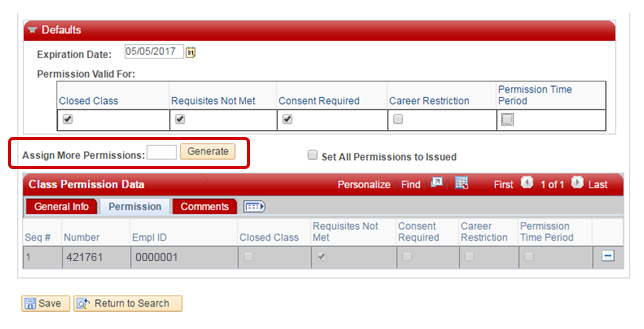 Assign more permissions highlighted