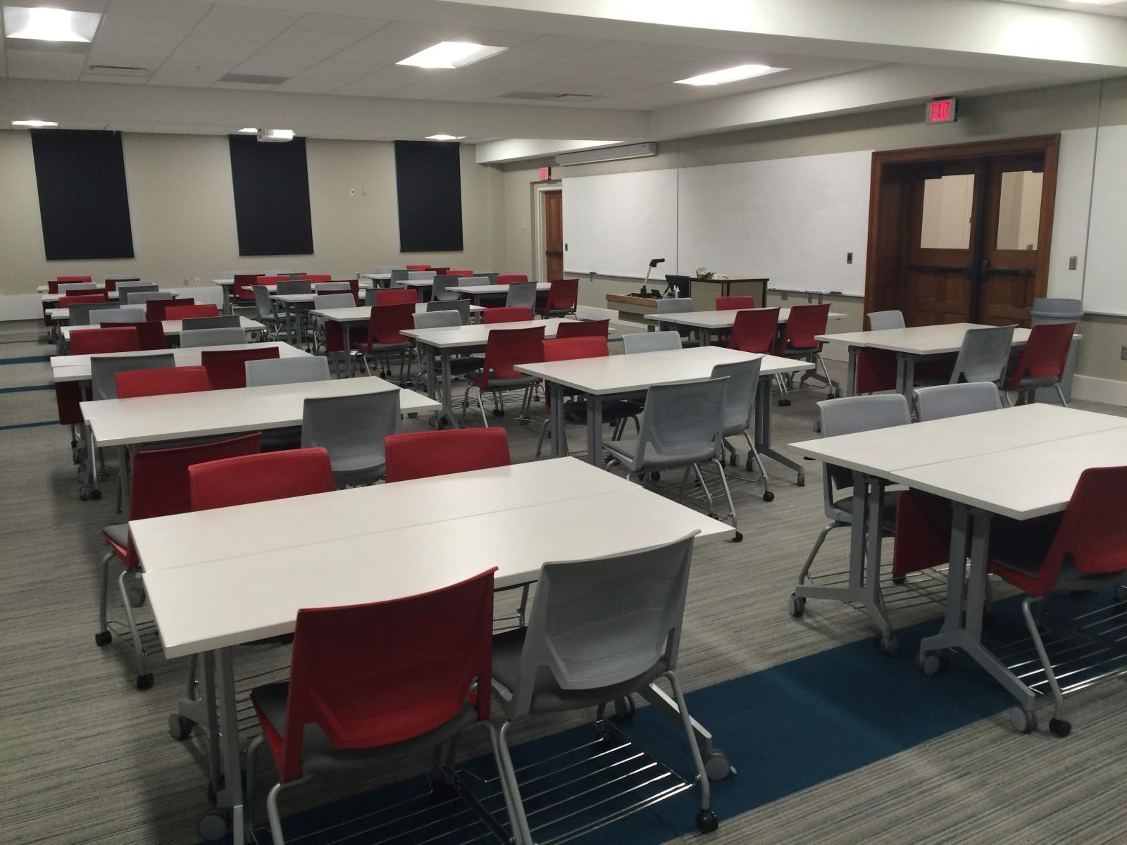 ... Training Table Unl General Purpose Classrooms